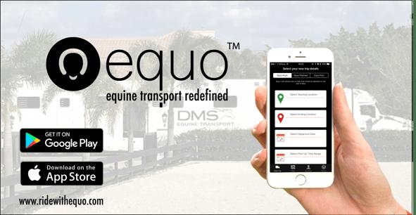 Equo horse Transportation App