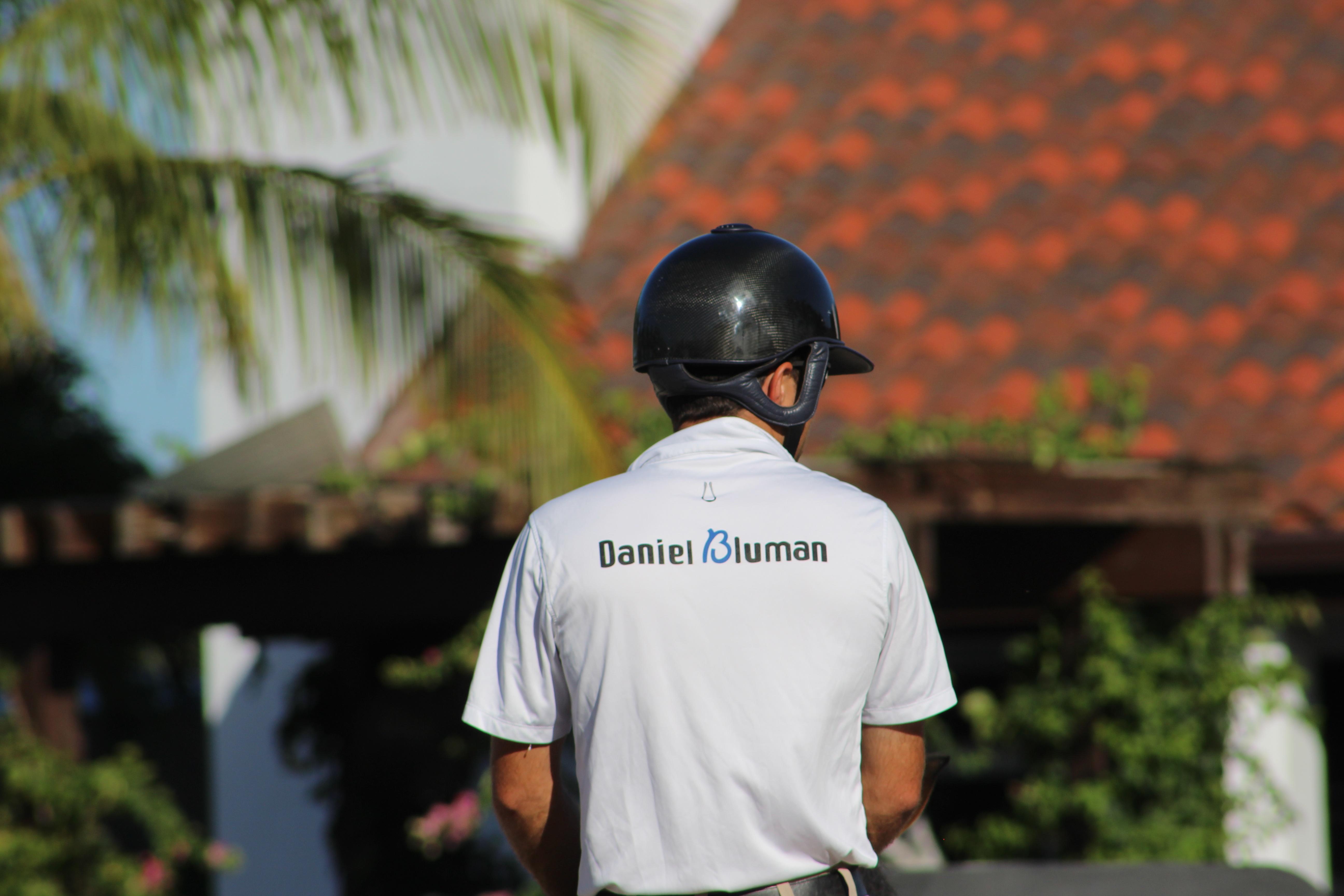 Daniel Bluman
